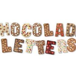Choco letters