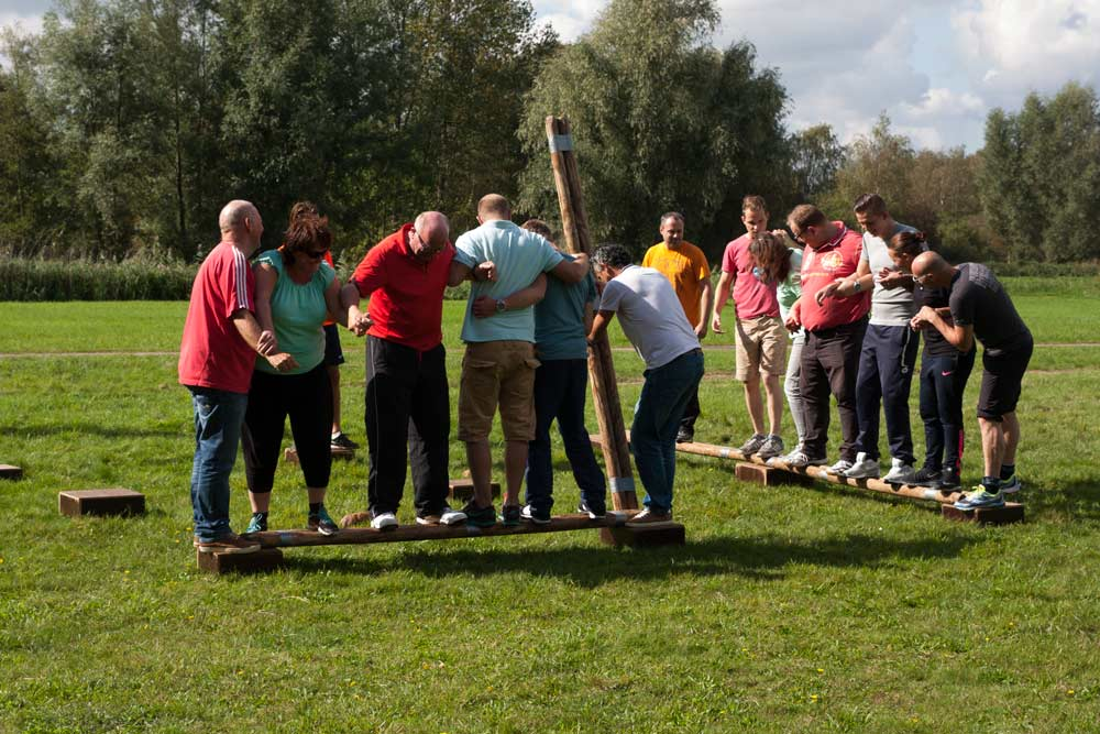 Geliefde Outdoor Teambuilding Games | Twiske Haven WO07